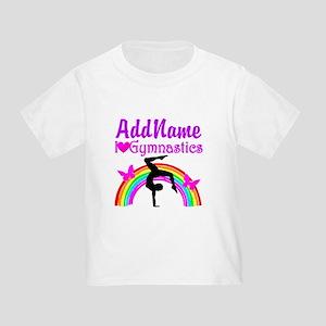 SUPER STAR GYMNAST Toddler T-Shirt