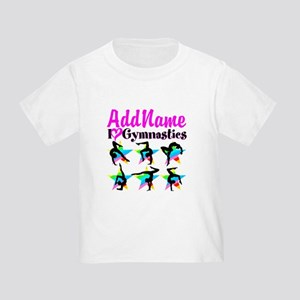 AWESOME GYMNAST Toddler T-Shirt