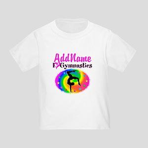 GYMNAST STAR Toddler T-Shirt