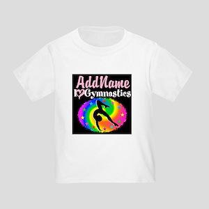 TOP NOTCH GYMNAST Toddler T-Shirt