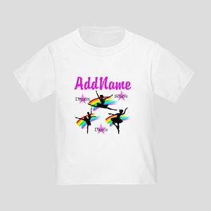DANCER DREAMS Toddler T-Shirt