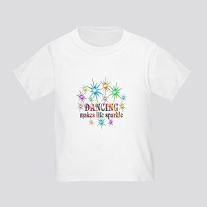 Dancing Sparkles Toddler T-Shirt