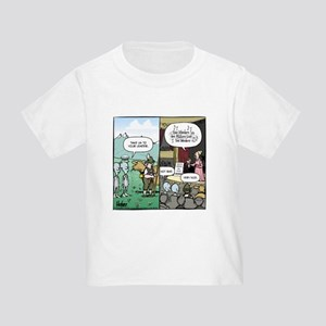 Take us to your Lieder Toddler T-Shirt