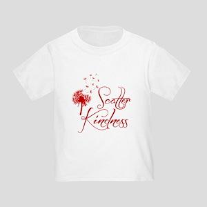 SCATTER KINDNESS Toddler T-Shirt