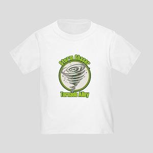 Storm Chaser Logo Toddler T-Shirt