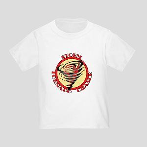 Storm Tornado Chaser Toddler T-Shirt