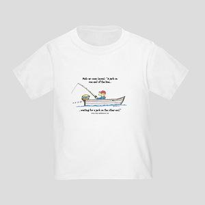 defintion: fisherman Toddler T-Shirt