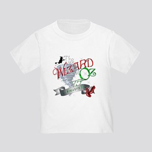 75th Anniversary Wizard of Oz Torn Toddler T-Shirt