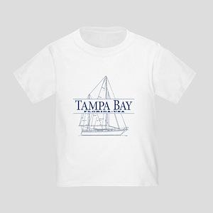 Tampa Bay - Toddler T-Shirt