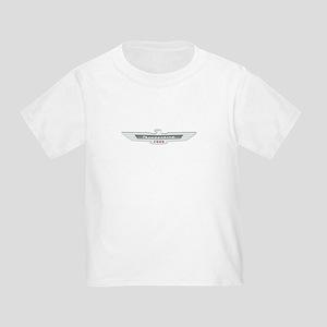 Ford Thunderbird Emblem Chrome Toddler T-Sh