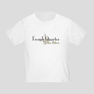 French Quarter NO Toddler T-Shirt
