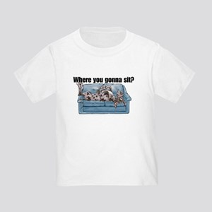 NMrl Where RU Toddler T-Shirt