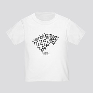 Game of Thrones House Stark Wolf Toddler T-Shirt