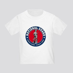 National Guard Logo Toddler T-Shirt