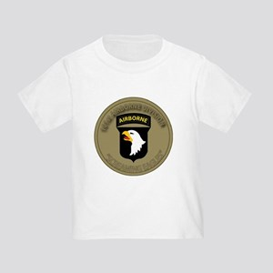 101st airborne screaming eagles Toddler T-Shirt