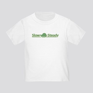 Slow and Steady Toddler T-Shirt