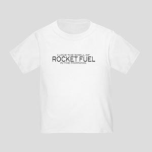 Rocket Fuel Toddler T-Shirt