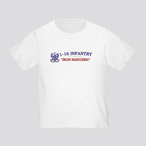 1st Bn 16th Infantry Toddler T-Shirt
