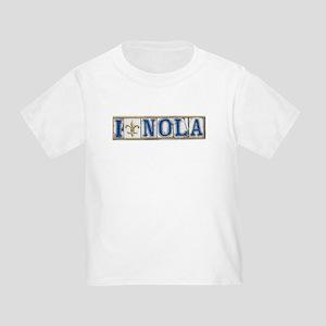 Love NOLA Toddler T-Shirt