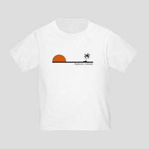 Balearic Islands Toddler T-Shirt