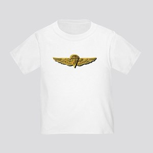 Navy - Parachutist Badge - No txt Toddler T-Shirt