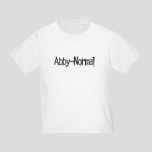 Abby Normal 2 Toddler T-Shirt