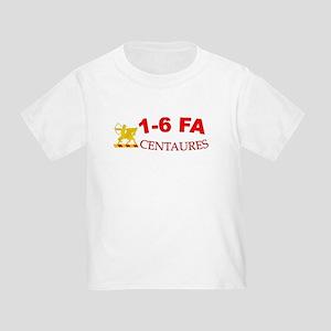 1st Bn 6th Artillery Toddler T-Shirt