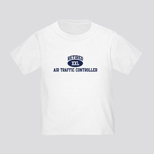 Retired Air Traffic Controlle Toddler T-Shi