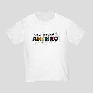 Anthropology Toddler T-Shirt