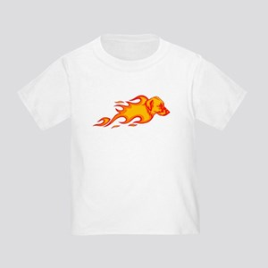 Blackmouth Cur Toddler T-Shirt