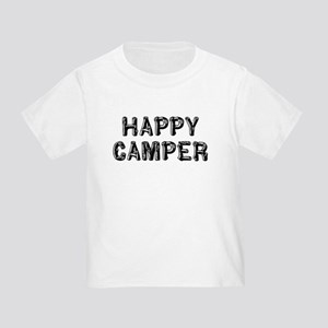 Happy Camper Toddler T-Shirt