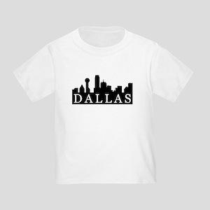 Dallas Skyline Toddler T-Shirt