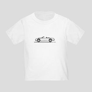 02 05 Ford Thunderbird Convertible Toddler