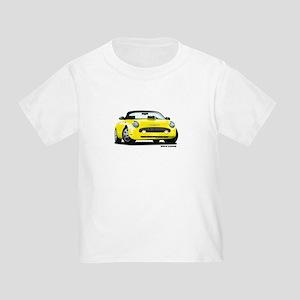 2002 05 Ford Thunderbird yellow Toddler T-S