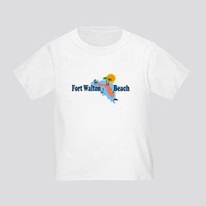 Fort Walton Beach FL Toddler T-Shirt