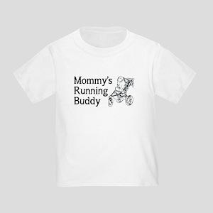 Mommy's Running Buddy T-Shirt