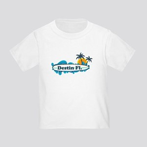 Destin Florida - Surf Design. T-Shirt