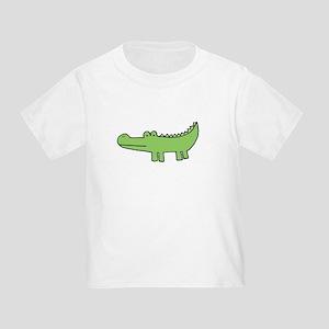 """allie gator"" Toddler T-Shirt"