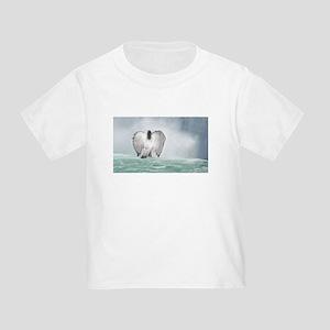 Angel walk Toddler T-Shirt