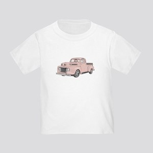 1950 Ford F1 Toddler T-Shirt