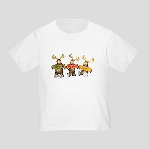 Moose Joy Toddler T-Shirt