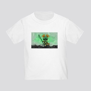 Robot Overlord Toddler T-Shirt