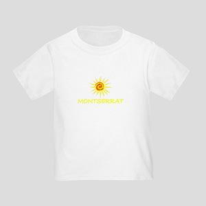 Montserrat Toddler T-Shirt