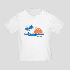 Cancun Toddler T-Shirt