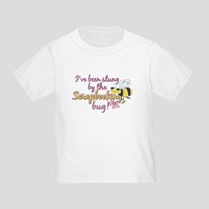 Scrapbooking Bug Toddler T-Shirt