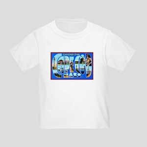 Cape Cod Massachusetts Toddler T-Shirt