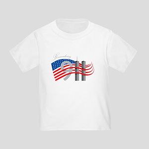 Remembering 911 Toddler T-Shirt
