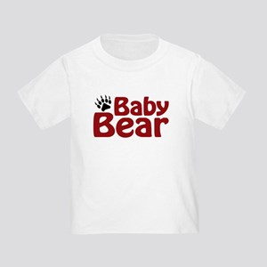 Baby Bear Claw Toddler T-Shirt