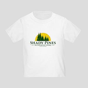 Shady Pines Logo Toddler T-Shirt