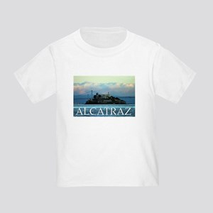 Alcatraz Toddler T-Shirt